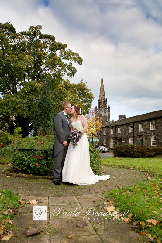 Burley in Whardale weddings