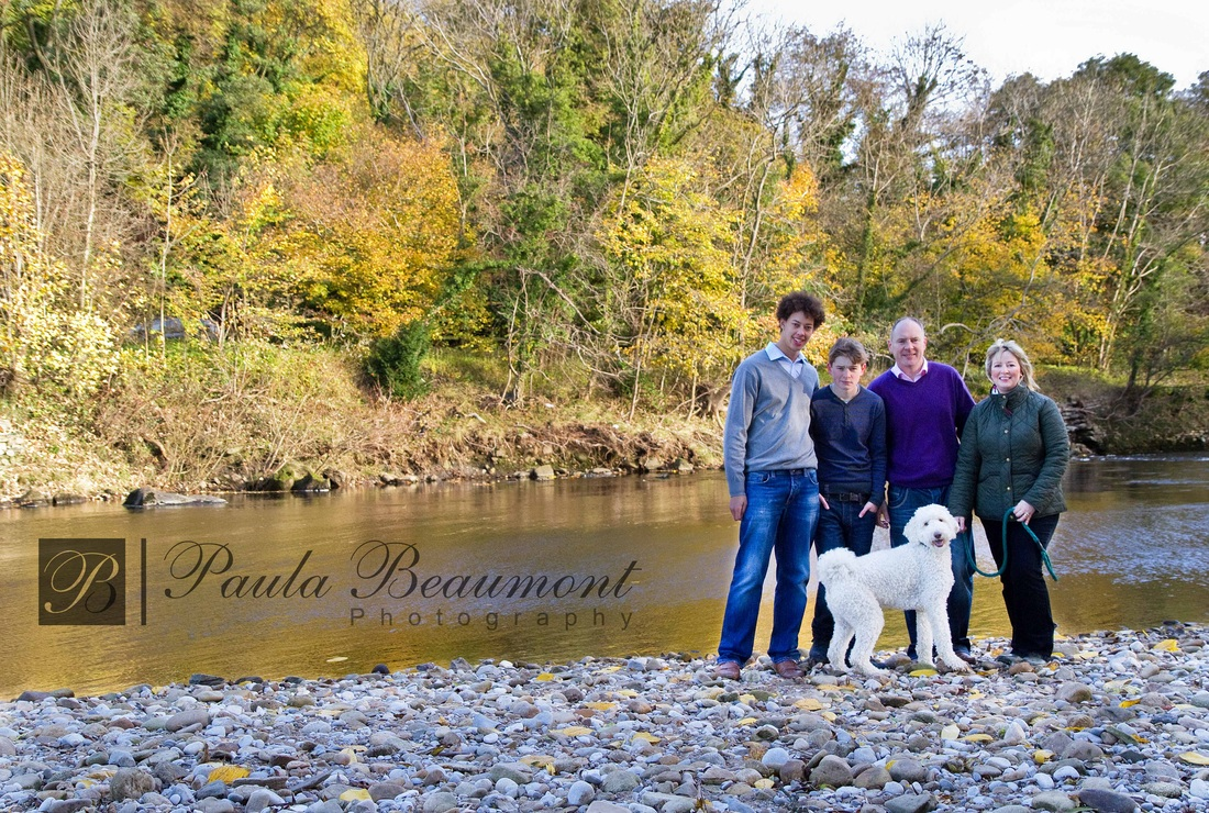 Outdoor family photography Ilkley