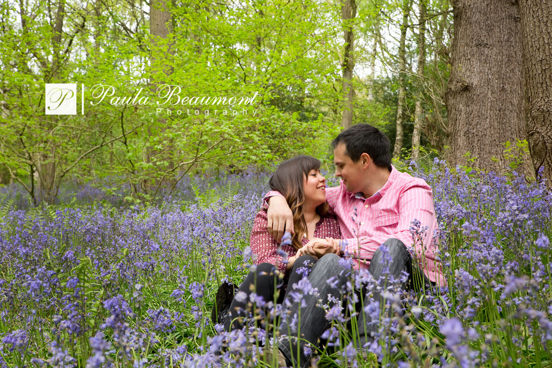 Engagement photography Ilkley