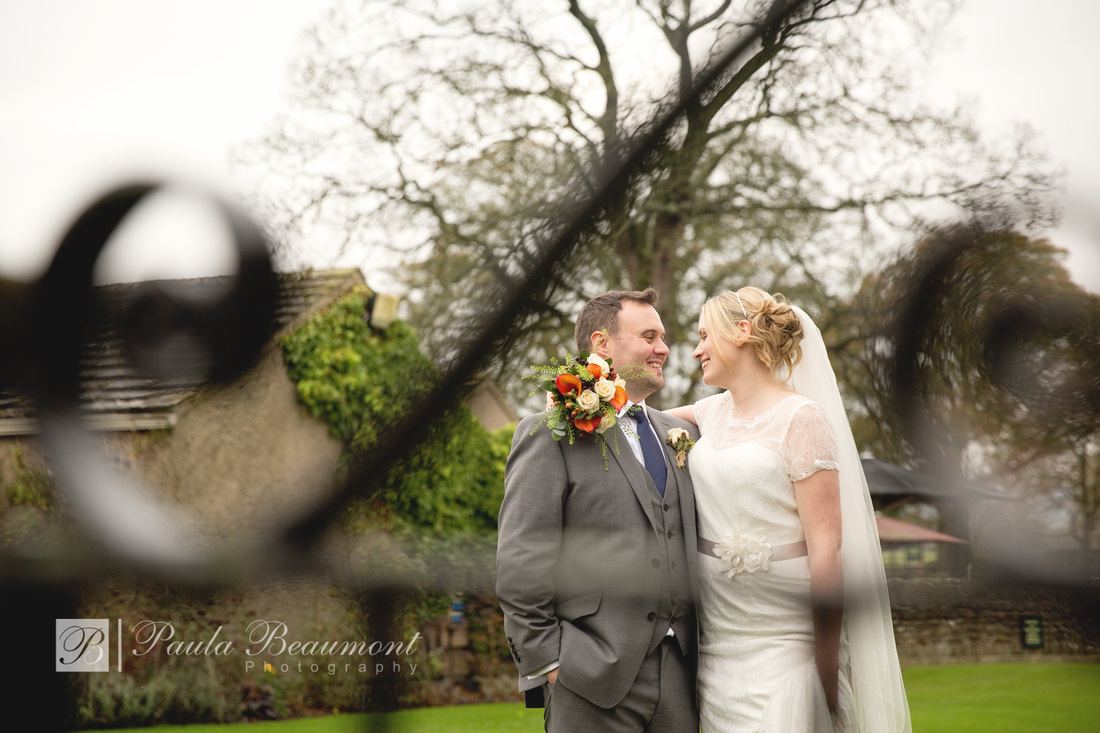 Devonshire Arms wedding photography