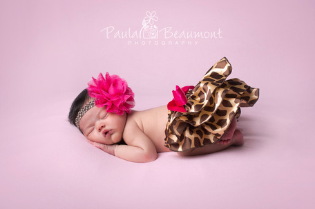 Harrogate newborn photography by Paula Beaumont